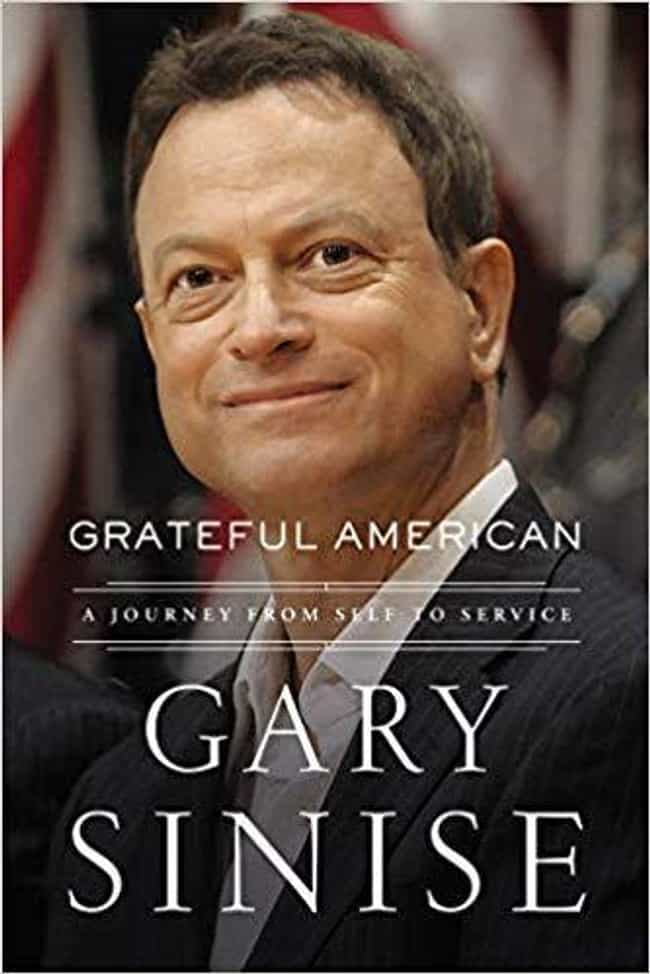 Gary Sinise is listed (or ranked) 1 on the list Celebrities Who Wrote the Best Memoirs In 2019