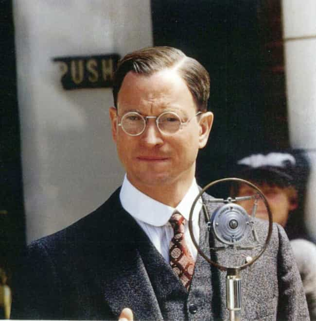 Gary Sinise is listed (or ranked) 4 on the list The Best Portrayals of Real U.S. Presidents