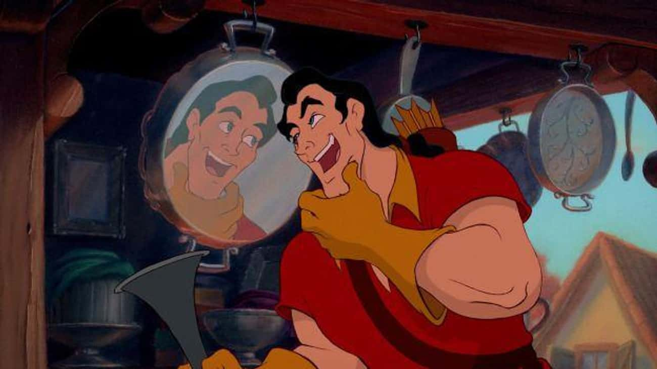 Gaston, 'Beauty and the Beast'