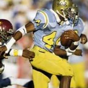 Gaston Green is listed (or ranked) 16 on the list The Best UCLA Football Players of All Time