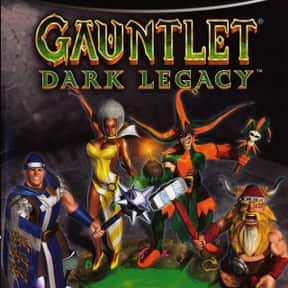 Gauntlet Dark Legacy is listed (or ranked) 1 on the list The Best Gauntlet Games