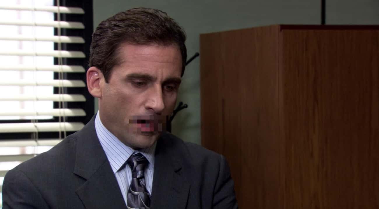 When Michael Misremembers The  is listed (or ranked) 2 on the list All The Times Michael Scott Was Bleeped Out On 'The Office'