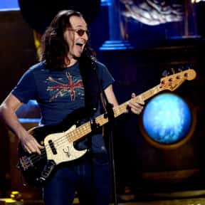 Geddy Lee is listed (or ranked) 24 on the list List of Famous Bassists