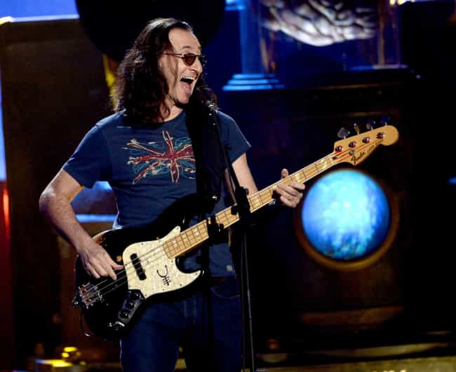 Geddy Lee is listed (or ranked) 2 on the list Famous Guitarists from Toronto