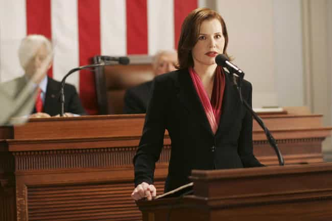 Geena Davis is listed (or ranked) 2 on the list 16 Celebrities You Would Never Guess Are Secretly Insanely Talented