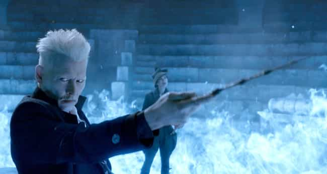 Gellert Grindelwald is listed (or ranked) 4 on the list The Most Powerful Wizards In The 'Harry Potter' Franchise, Ranked