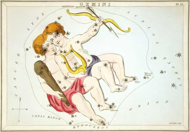Gemini (May 21 - June 20... is listed (or ranked) 3 on the list The Least Compatible Zodiac Signs