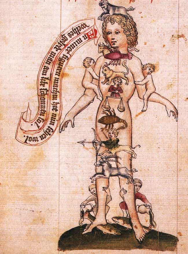 Gemini (May 21 - June 20) is listed (or ranked) 3 on the list What Medieval Job Would You Have Based On Your Zodiac?