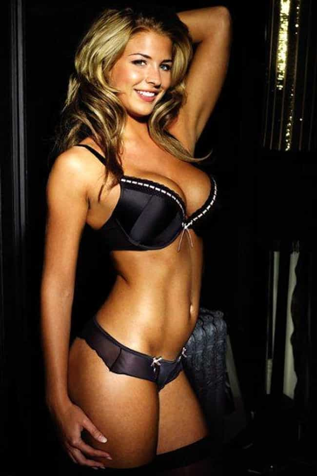 Gemma Atkinson is listed (or ranked) 2 on the list The Most Beautiful British Women
