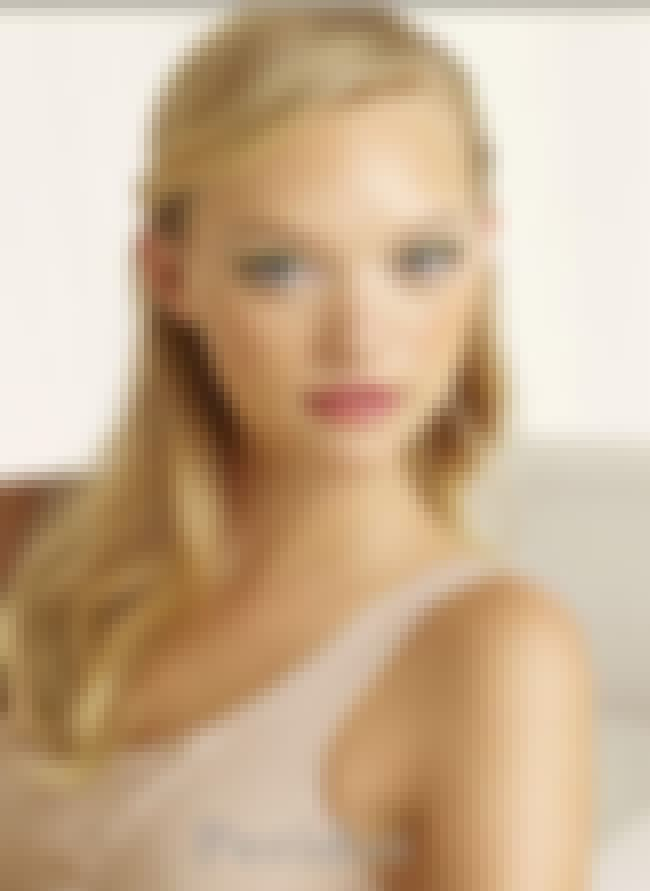 Gemma Ward is listed (or ranked) 8 on the list Famous Girls Who Look Like Dolls
