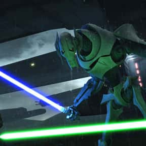 General Grievous is listed (or ranked) 3 on the list The Most Hated Star Wars Villains