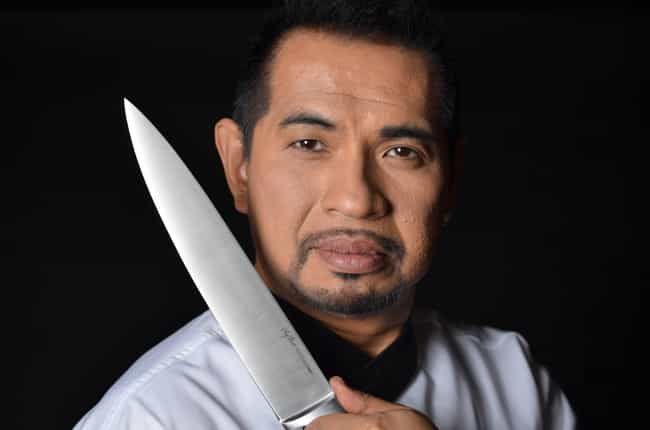 Gene Gonzalez is listed (or ranked) 2 on the list Famous Filipino Chefs & Top Chefs from the Philippines