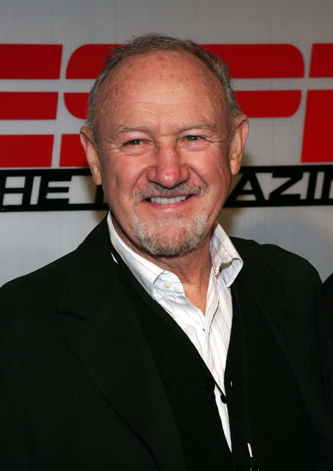 Gene Hackman is listed (or ranked) 3 on the list Famous Friends of Dustin Hoffman
