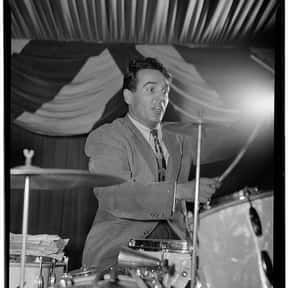 Gene Krupa is listed (or ranked) 22 on the list The Very Best Jazz Musicians & Artists