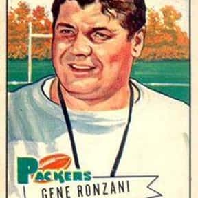 Gene Ronzani is listed (or ranked) 14 on the list The Best Green Bay Packers Coaches of All Time