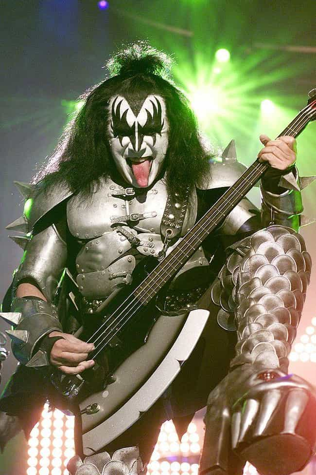 Gene Simmons is listed (or ranked) 1 on the list 33 Famous People Who Were Teachers