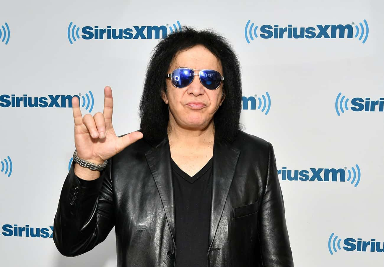Gene Simmons Has A Bachelor&#3 is listed (or ranked) 3 on the list Celebrities With Surprising College Degrees