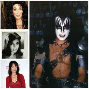 Gene Simmons is listed (or ranked) 5 on the list The Biggest Manwhores in the Entertainment Industry