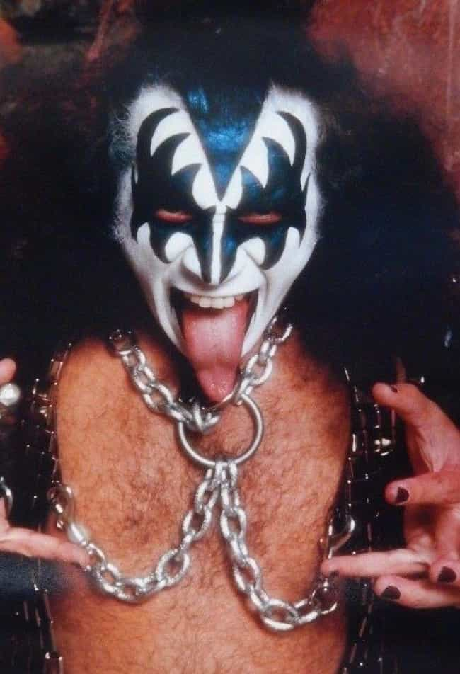 Gene Simmons is listed (or ranked) 1 on the list You'd Never Know That These Musicians Are Intensely Religious