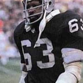 Gene Upshaw is listed (or ranked) 12 on the list The Best Oakland Raiders Of All Time