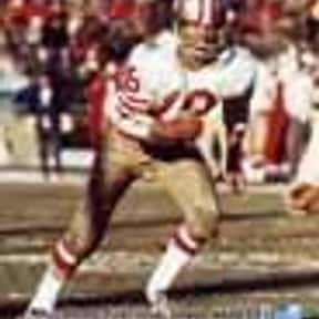 Gene Washington is listed (or ranked) 6 on the list The Best San Francisco 49ers Wide Receivers of All Time