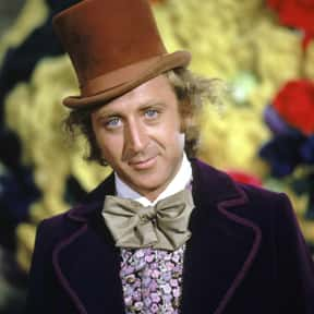 Gene Wilder is listed (or ranked) 11 on the list The Greatest Entertainers of All Time