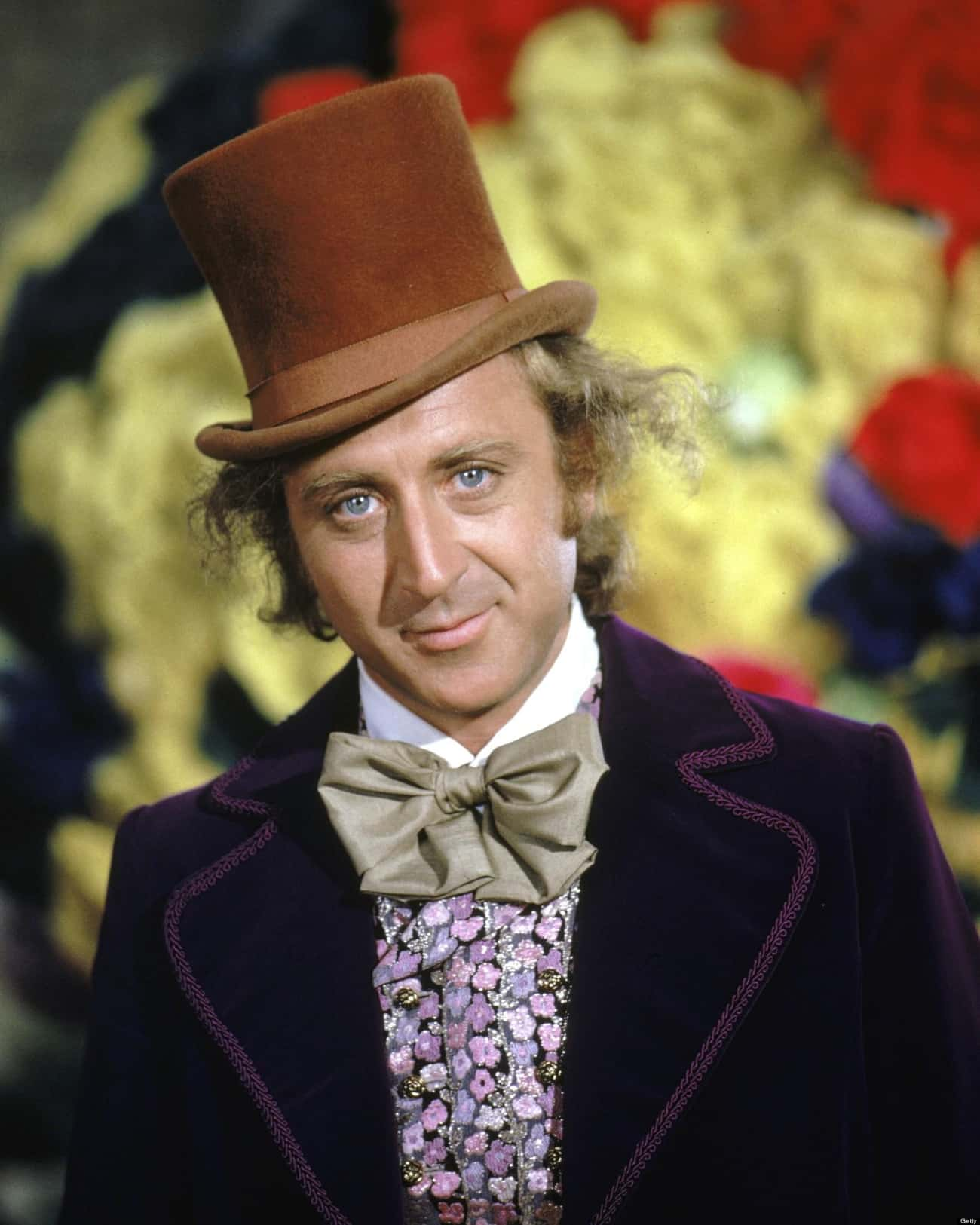 Gene Wilder is listed (or ranked) 3 on the list Famous People Born in 1933