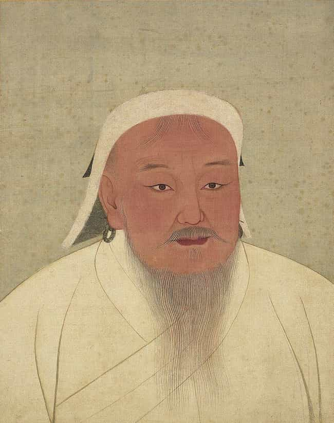 Genghis Khan is listed (or ranked) 1 on the list The Most Brutal Medieval Monarchs