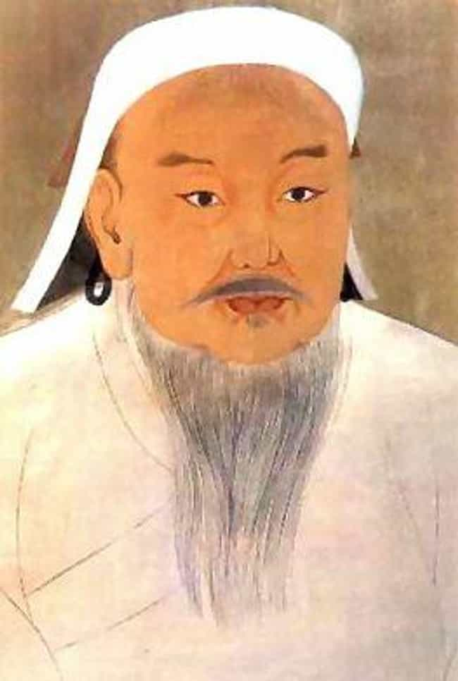 Genghis Khan is listed (or ranked) 1 on the list Historians Reveal History's Best Kept Secrets