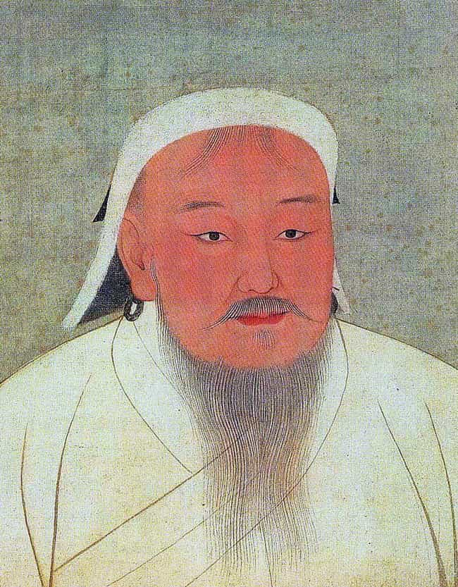 Genghis Khan is listed (or ranked) 1 on the list The Cruelest Rulers In History (Who Weren't Hitler)