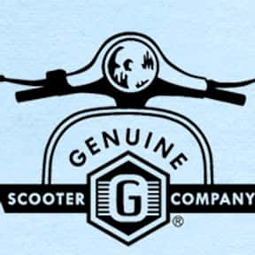 Genuine Scooters is listed (or ranked) 8 on the list The Best Scooter Brands