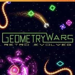 Geometry Wars: Retro Evolved is listed (or ranked) 20 on the list The Best Xbox 360 Arcade Games