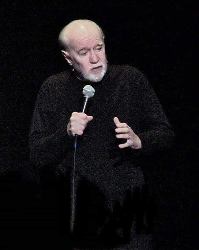 George Carlin is listed (or ranked) 1 on the list Comedians Who Went To Rehab