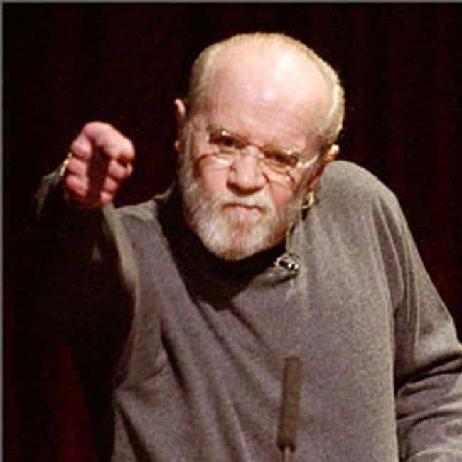 George Carlin is listed (or ranked) 1 on the list The Top 10 Funniest Bearded Comedians