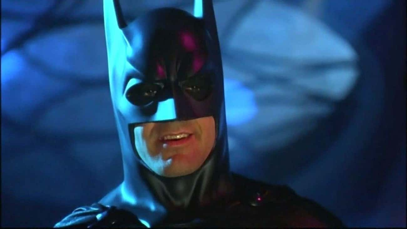 George Clooney In 'Batman & Ro is listed (or ranked) 3 on the list The Worst Superhero Performances In Comic Book Movies