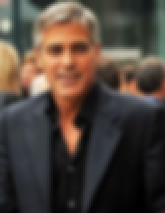 George Clooney is listed (or ranked) 3 on the list Celebrities Who Own Motorcycles