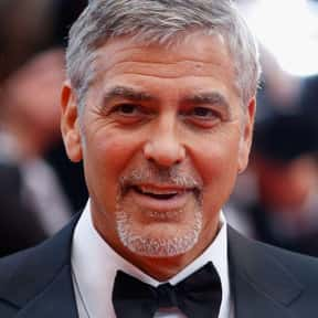 George Clooney is listed (or ranked) 19 on the list Celebrities Who Should Run for President