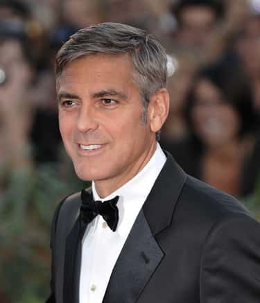 George Clooney is listed (or ranked) 2 on the list 35 of the Most Famous ENTJs