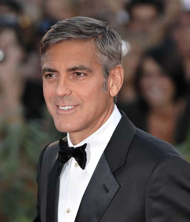 George Clooney is listed (or ranked) 4 on the list Celebrities Who Went to Catholic School