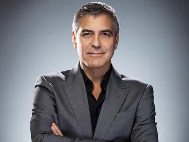 George Clooney is listed (or ranked) 3 on the list 36 of the Most Famous ENTJs