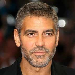 George Clooney is listed (or ranked) 13 on the list The Hottest Men Over 40