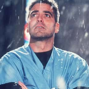 George Clooney is listed (or ranked) 11 on the list The Greatest Actors Who Have Never Won An Emmy (For Acting)