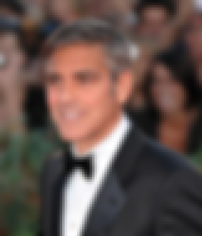 George Clooney is listed (or ranked) 2 on the list 31 Famous Insomniacs