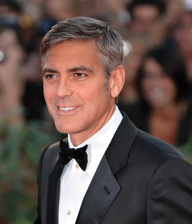 George Clooney is listed (or ranked) 2 on the list 20 Famous Insomniacs
