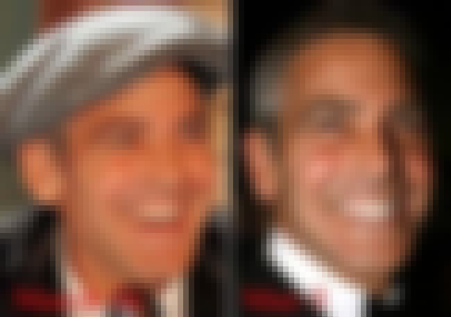 George Clooney is listed (or ranked) 3 on the list Celebrities With Fake Teeth
