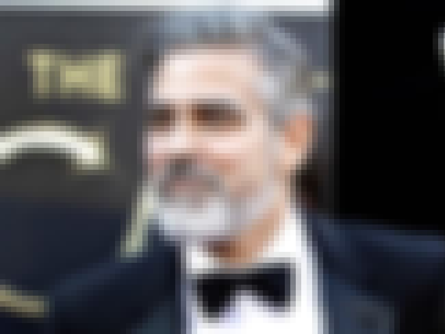 George Clooney is listed (or ranked) 7 on the list Famous Friends of Bill Clinton
