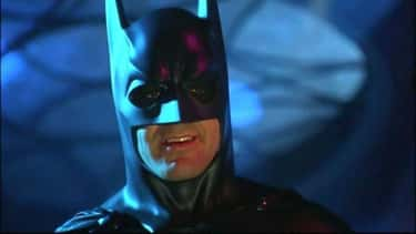 Even George Clooney Says He Was A Terrible Batman