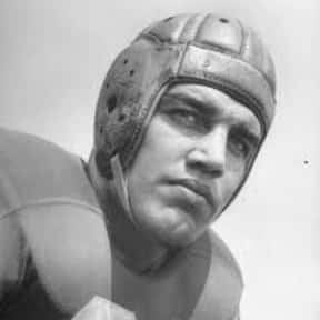 George Connor is listed (or ranked) 3 on the list List of Famous Football Offensive Linemans