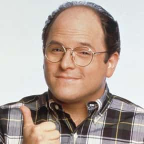 George Costanza is listed (or ranked) 6 on the list Fictional Characters Named George