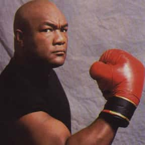 George Foreman is listed (or ranked) 8 on the list The Best Boxers of the 1990s